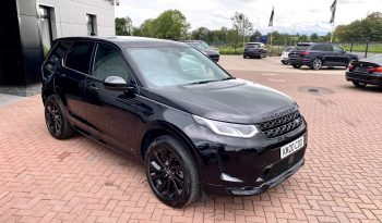 test22020 Land Rover Discovery Sport 2.0 D180 MHEV R-Dynamic HSE 4WD (s/s) 5dr (7 Seat) Diesel Automatic – Moyway Motors Dungannon