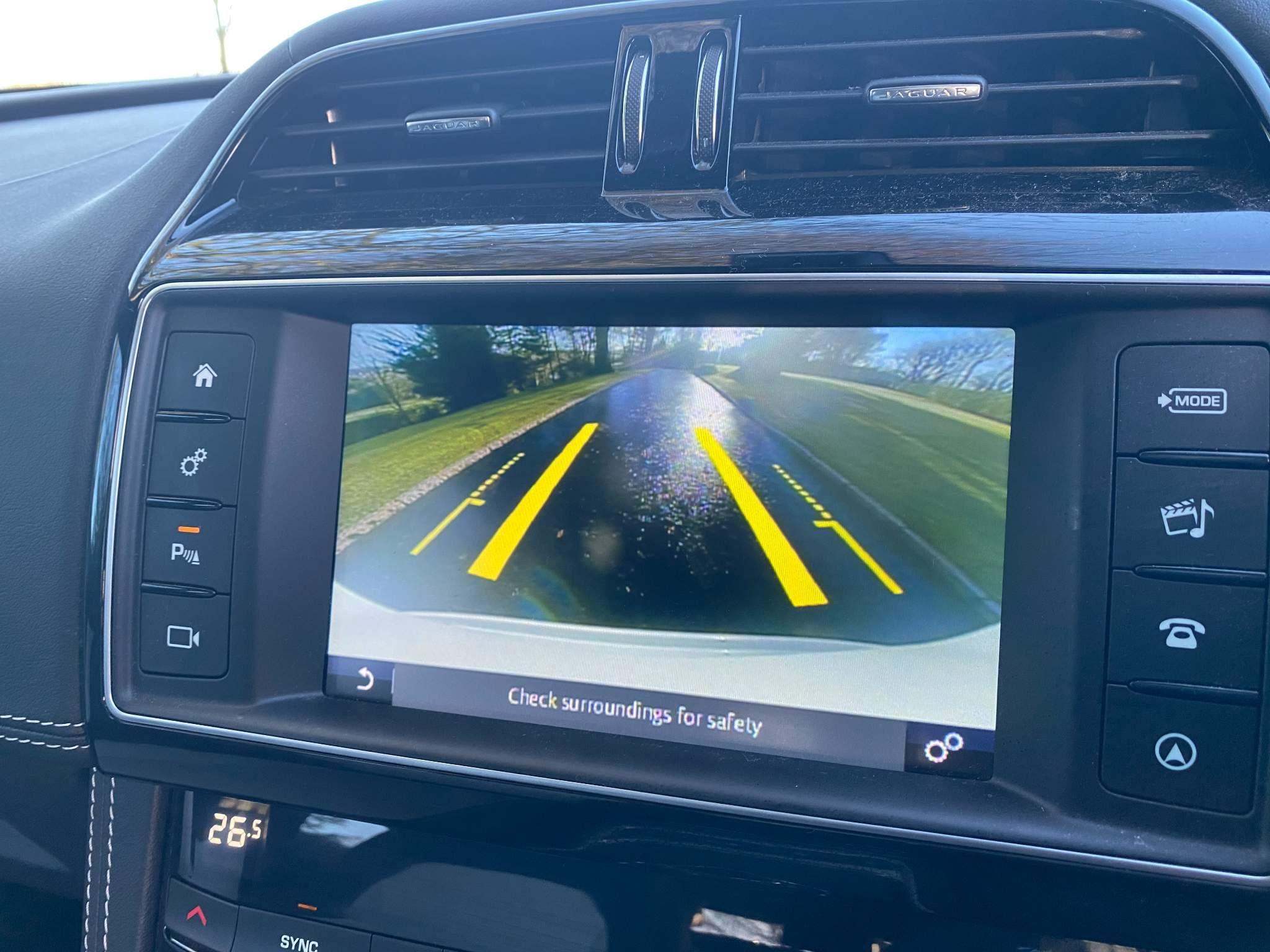 2017 Jaguar F-PACE 2.0d R-Sport Black Edition Auto AWD (s/s) 5dr Diesel Automatic – Moyway Motors Dungannon full