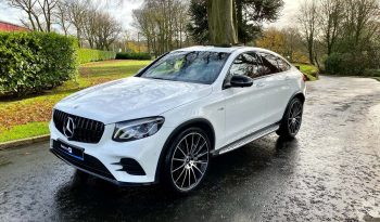 2019 Mercedes-Benz GLC Class 3.0 GLC43 V6 AMG (Premium) G-Tronic+ 4MATIC (s/s) 5dr Petrol Automatic – Moyway Motors Dungannon
