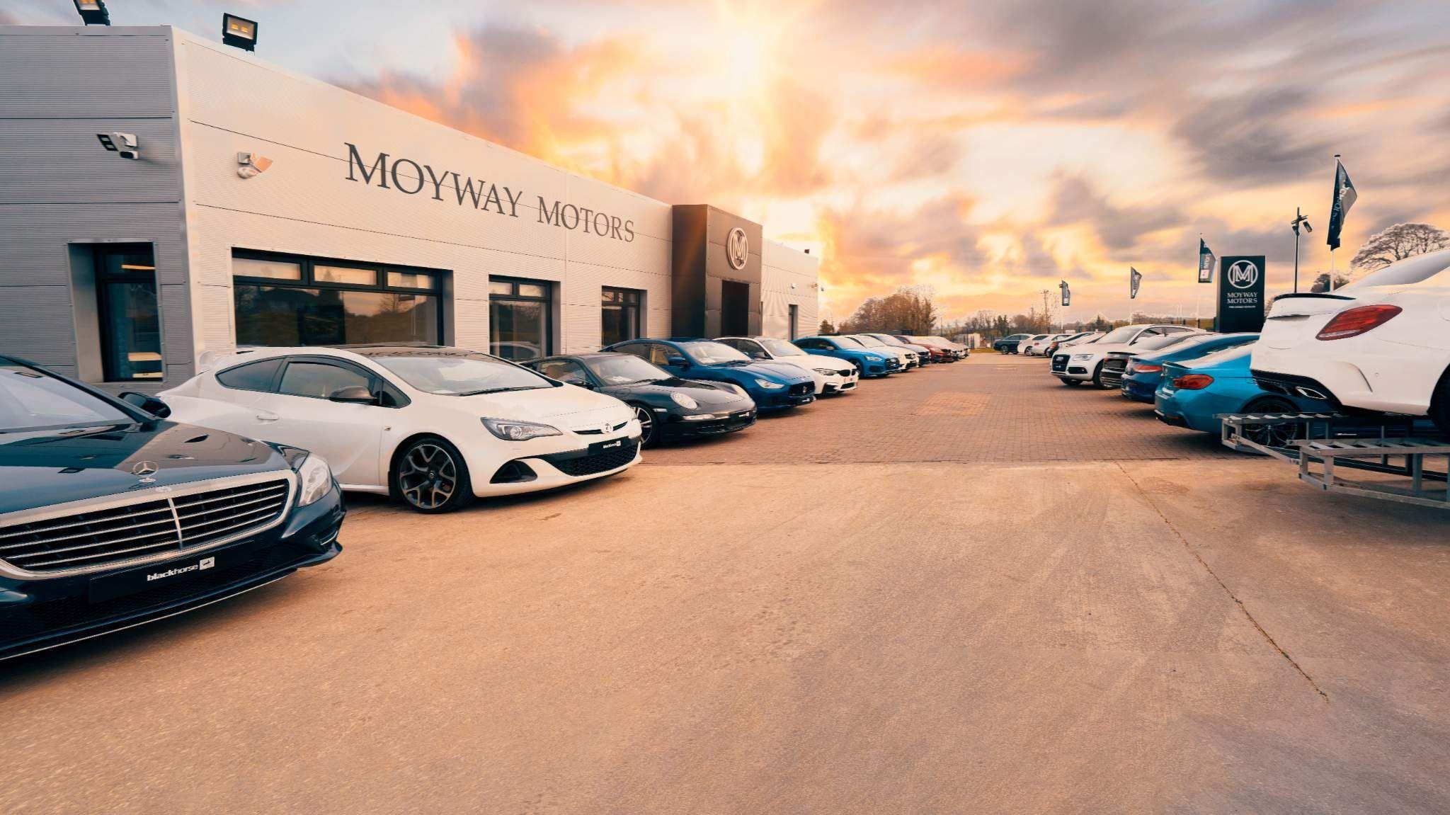 2018 Mercedes-Benz CLA CLASS 2.1 CLA200d AMG Line (s/s) 4dr Diesel Manual – Moyway Motors Dungannon full
