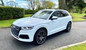2018 Audi Q5 2.0 TDI S line S Tronic quattro (s/s) 5dr Diesel Automatic – Moyway Motors Dungannon