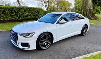 2019 Audi A6 2.0 TDI 40 S line S Tronic (s/s) 4dr Diesel Automatic – Moyway Motors Dungannon