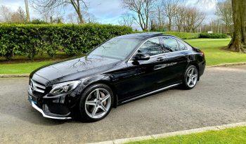 2018 Mercedes-Benz C Class 2.1 C250d AMG Line (Premium) G-Tronic+ (s/s) 4dr Diesel Automatic – Moyway Motors Dungannon
