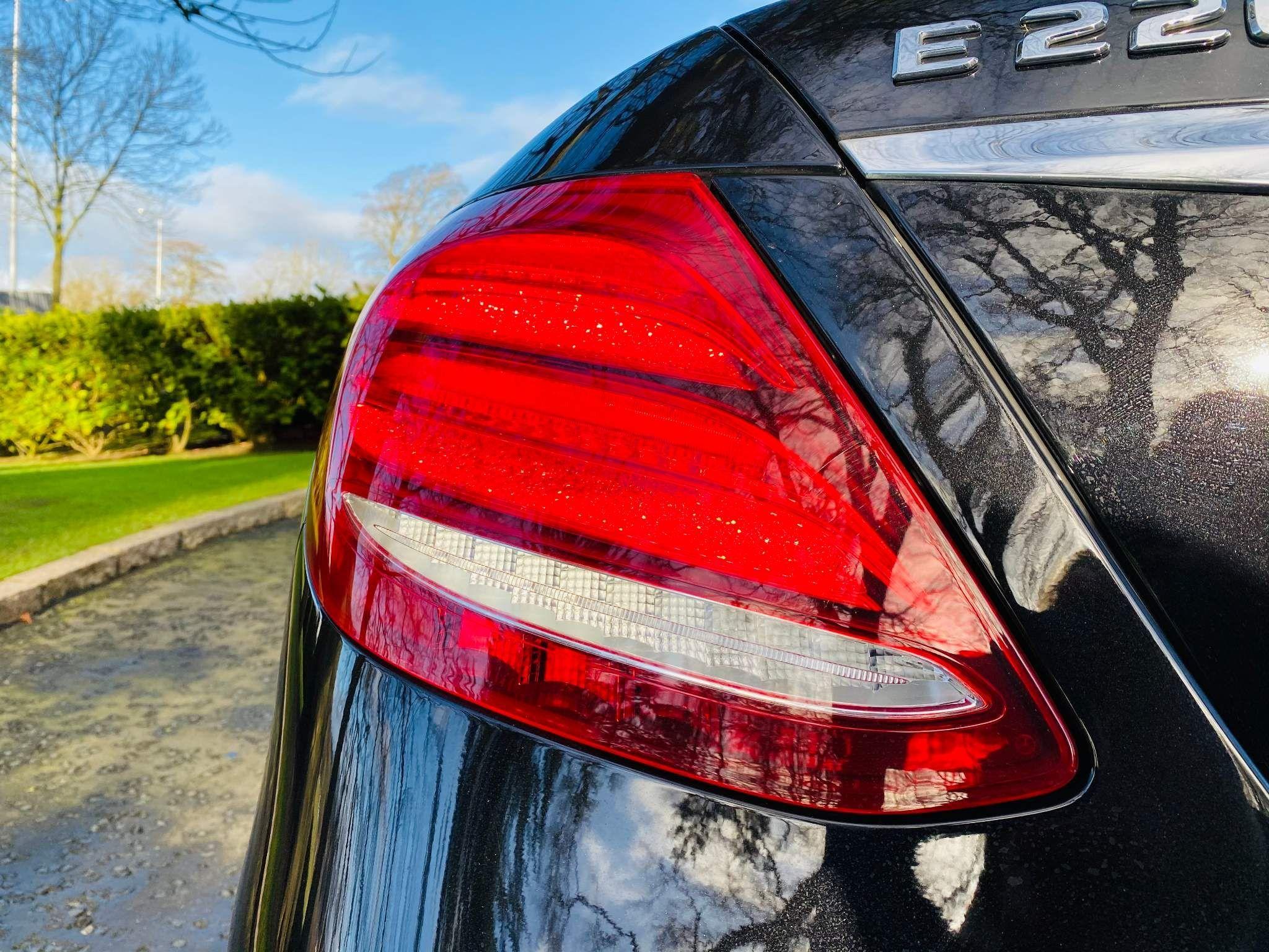 2018 Mercedes-Benz E Class 2.0 E220d AMG Line G-Tronic+ (s/s) 4dr Diesel Automatic – Moyway Motors Dungannon full
