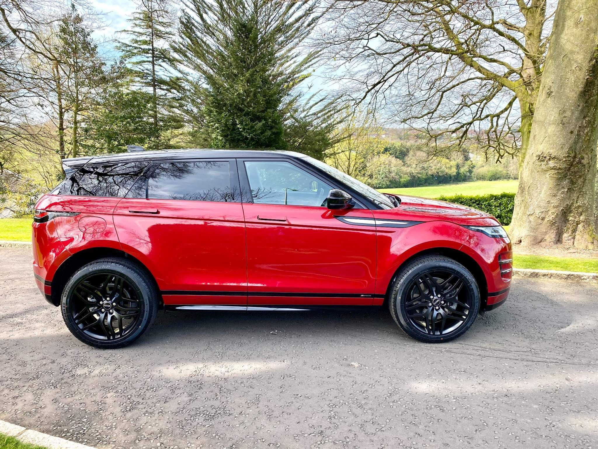 2019 Land Rover Range Rover Evoque 2.0 D180 R-Dynamic S Auto 4WD (s/s) 5dr Diesel Automatic – Moyway Motors Dungannon full