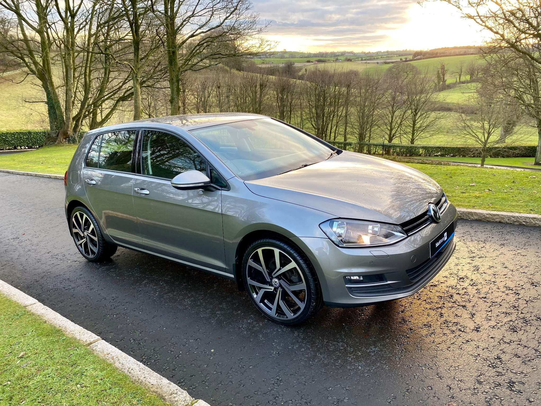 2015 Volkswagen Golf 1.6 TDI BlueMotion Tech Match (s/s) 5dr Diesel Manual – Moyway Motors Dungannon full
