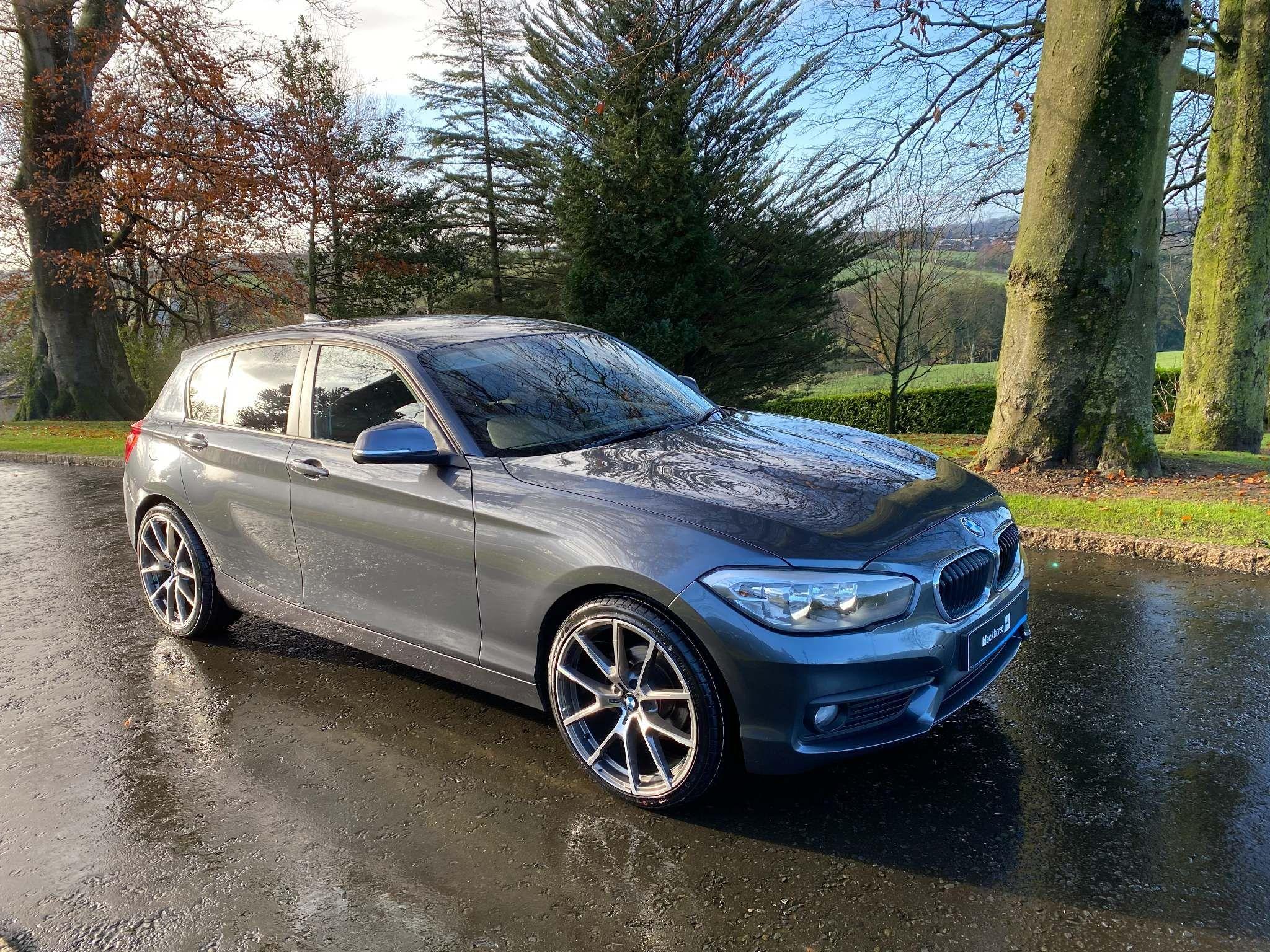 2016 BMW 1 Series 1.5 116d ED Plus (s/s) 5dr Diesel Manual – Moyway Motors Dungannon full