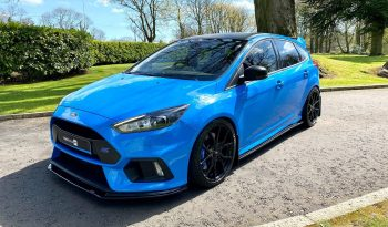 2018 Ford Focus 2.3T EcoBoost RS AWD (s/s) 5dr Petrol Manual – Moyway Motors Dungannon