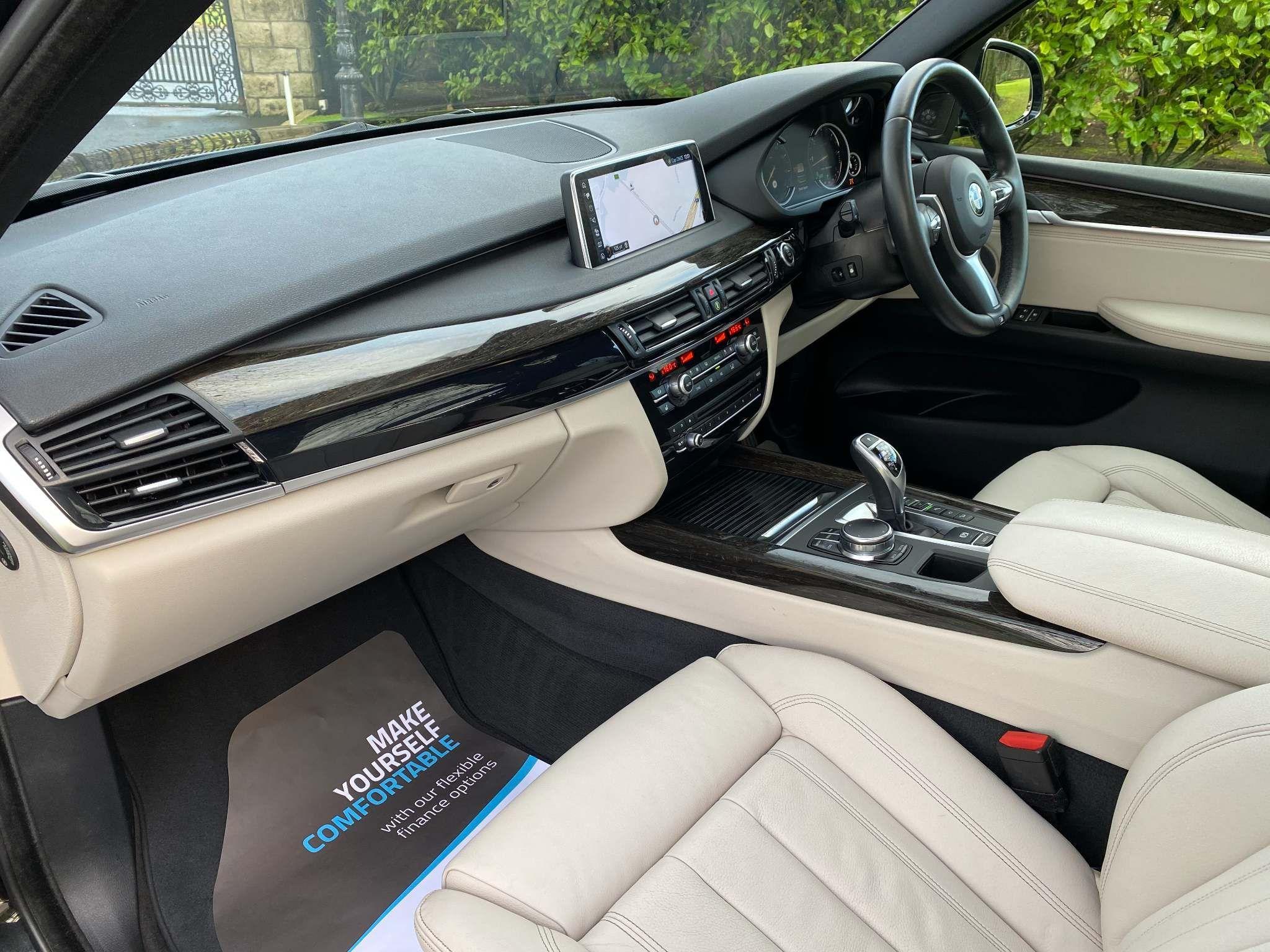 2017 BMW X5 3.0 M50d Auto xDrive (s/s) 5dr Diesel Automatic – Moyway Motors Dungannon full