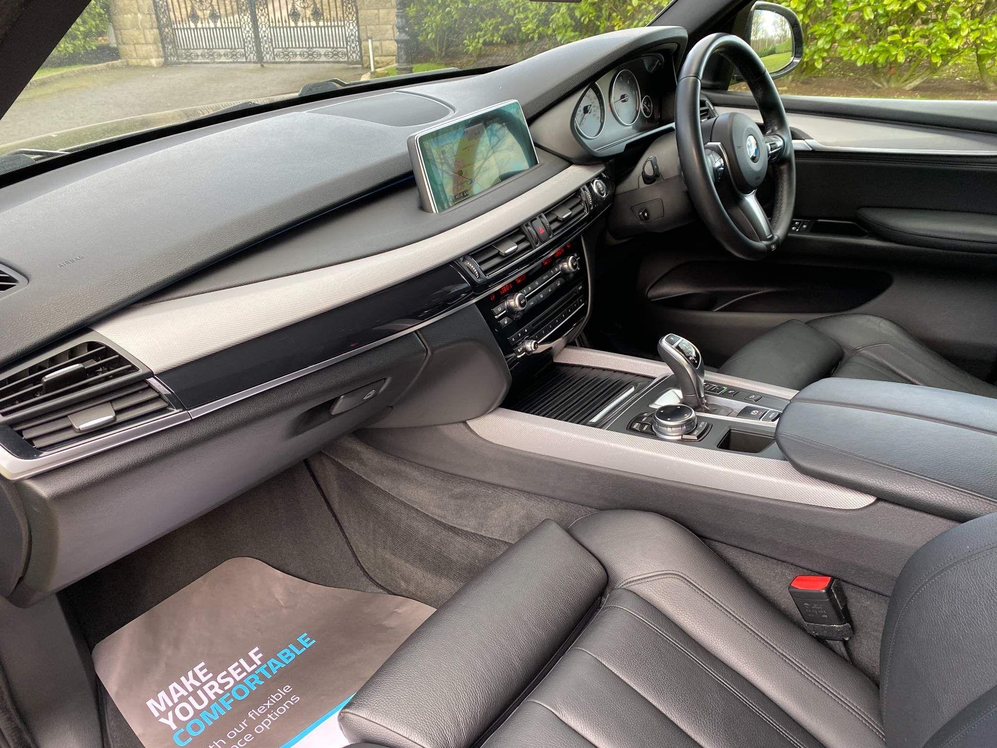 2014 BMW X5 3.0 30d M Sport Auto xDrive (s/s) 5dr Diesel Automatic – Moyway Motors Dungannon full