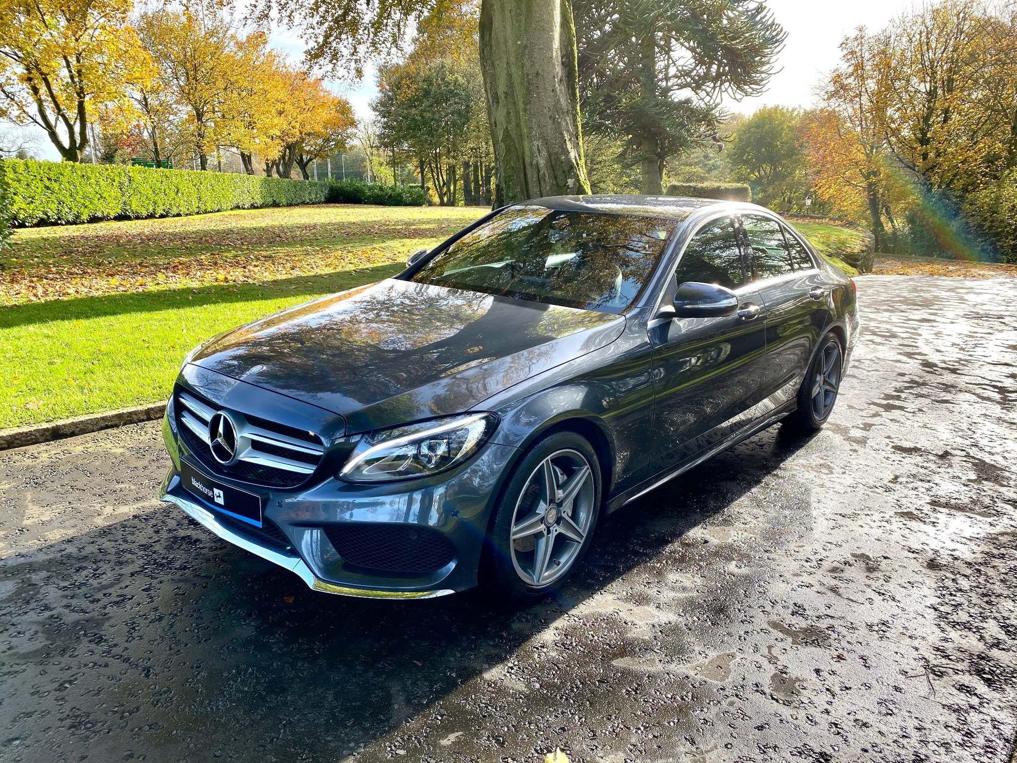 2014 Mercedes-Benz C Class 2.1 C220 CDI BlueTEC AMG Line G-Tronic+ (s/s) 4dr Diesel Automatic – Moyway Motors Dungannon full