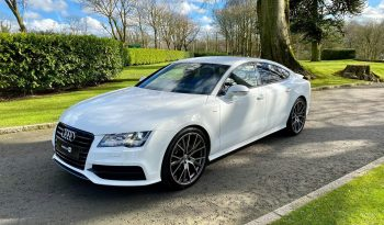 2014 Audi A7 3.0 TDI S line Sportback Multitronic 5dr Diesel Automatic – Moyway Motors Dungannon