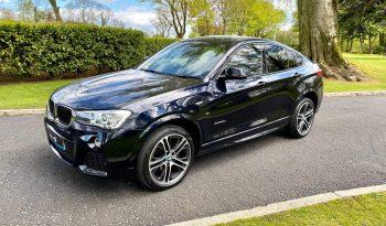 2017 BMW X4 2.0 20d M Sport Auto xDrive (s/s) 5dr Diesel Automatic – Moyway Motors Dungannon