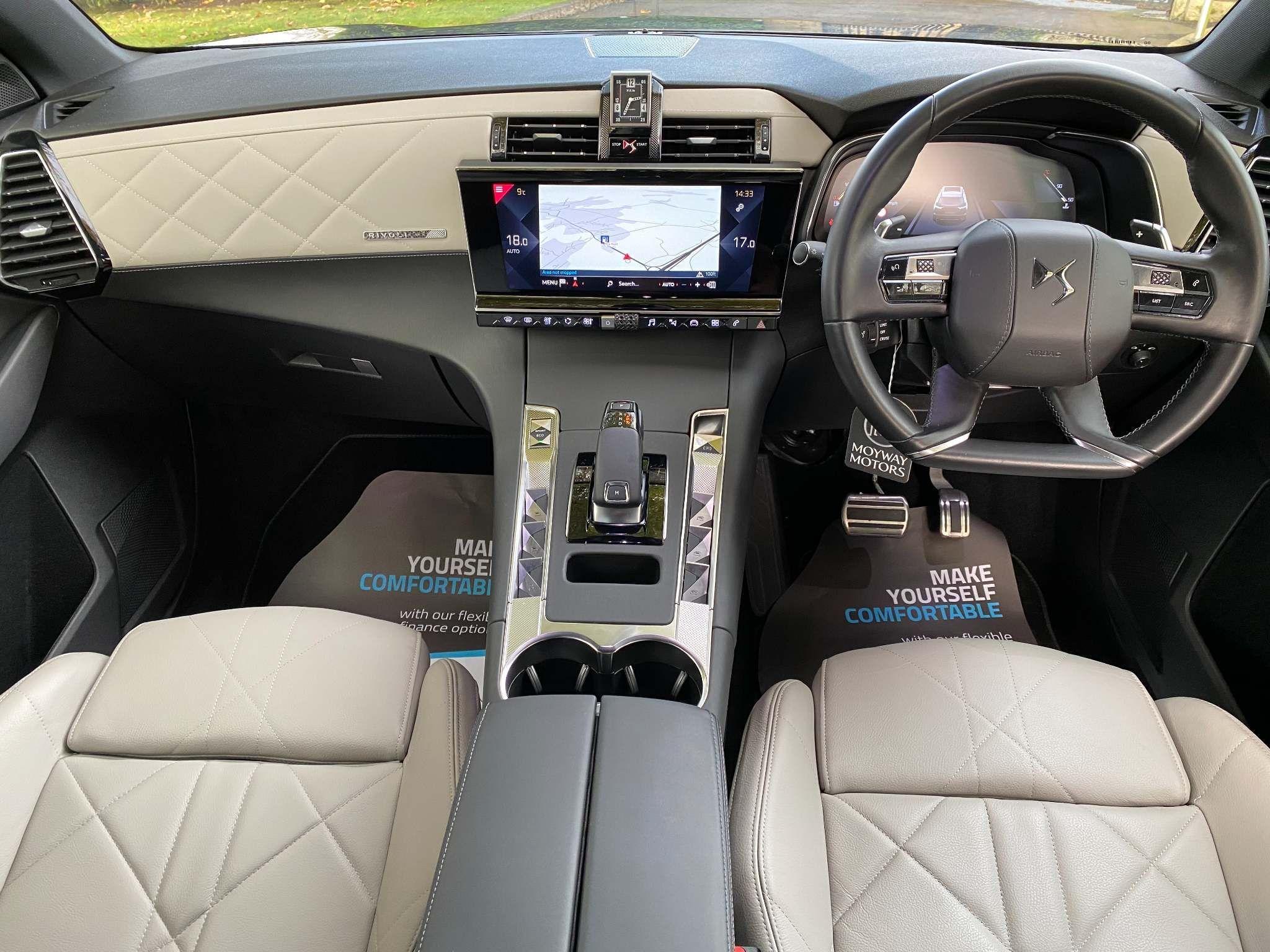 2020 DS Automobiles DS 7 CROSSBACK 1.5 BlueHDi Prestige Crossback EAT8 (s/s) 5dr Diesel Automatic – Moyway Motors Dungannon full