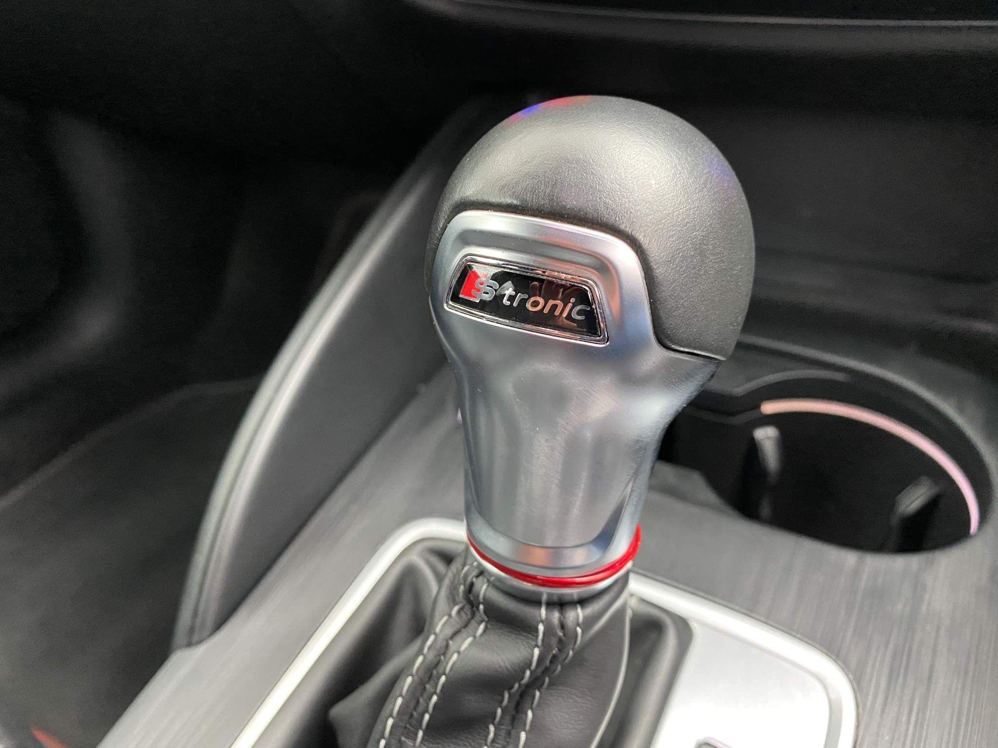 2017 Audi S3 2.0 TFSI S Tronic quattro (s/s) 4dr Petrol Automatic – Moyway Motors Dungannon full