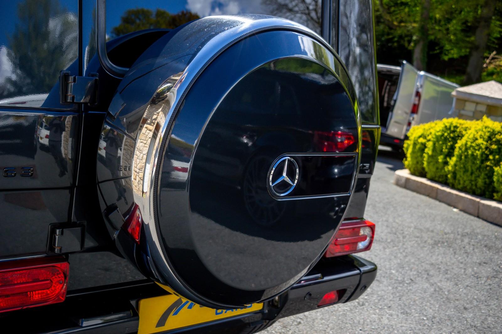 2013 Mercedes-Benz G Class G63 AMG Petrol Automatic – Morgan Cars 9 Mound Road, Warrenpoint, Newry BT34 3LW, UK full