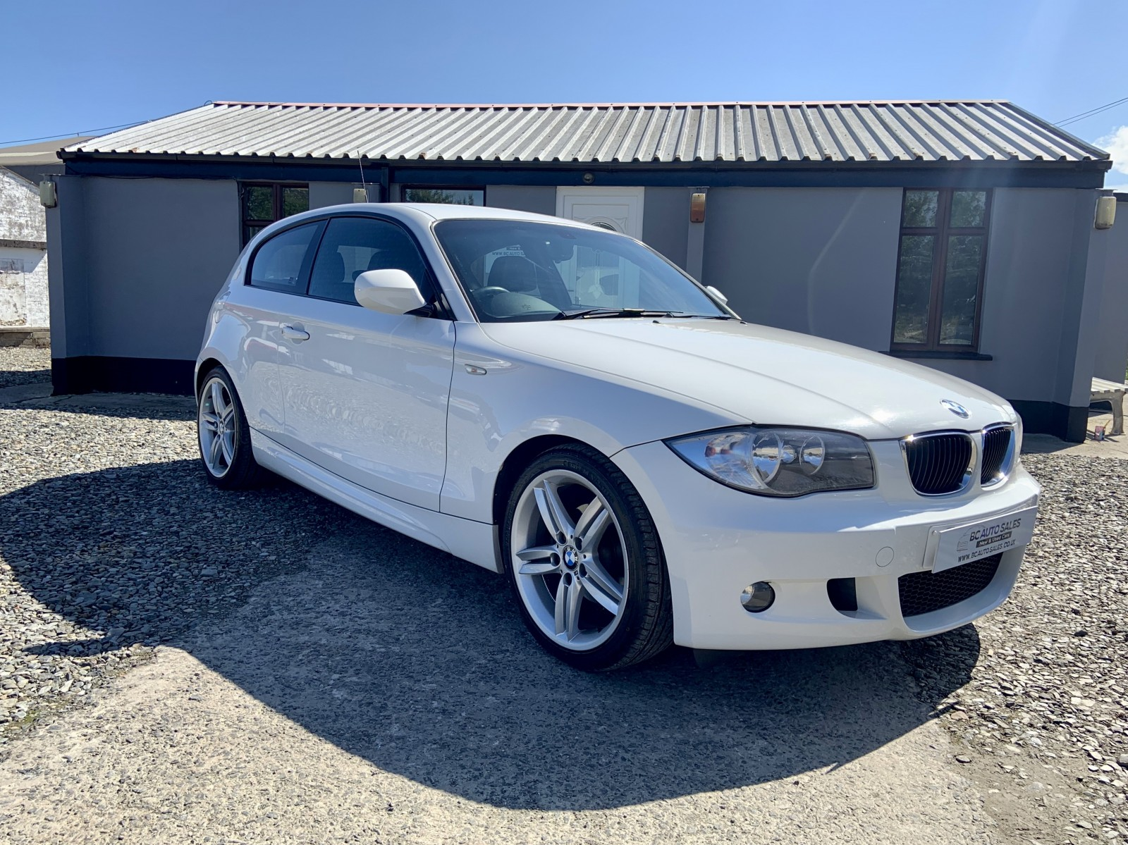 BMW 1 Series 116I PERFORMANCE EDITION Petrol Manual – BC Autosales 17A Airfield Road, Eglinton, Londonderry BT47 3PZ, UK full