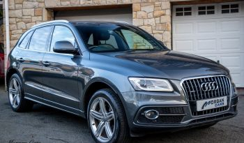 2016 Audi Q5 2.0 TDI QUATTRO S LINE PLUS Diesel Automatic – Morgan Cars 9 Mound Road, Warrenpoint, Newry BT34 3LW, UK