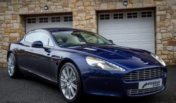 2010 Aston Martin Rapide 5.9 V12 TOUCHTRONIC Petrol Automatic – Morgan Cars 9 Mound Road, Warrenpoint, Newry BT34 3LW, UK