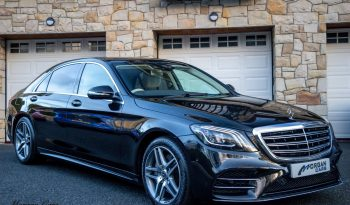 2018 Mercedes-Benz S Class S 350 D AMG LINE L Diesel Automatic – Morgan Cars 9 Mound Road, Warrenpoint, Newry BT34 3LW, UK