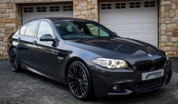 2014 BMW 5 Series 520D M SPORT Diesel Automatic – Morgan Cars 9 Mound Road, Warrenpoint, Newry BT34 3LW, UK