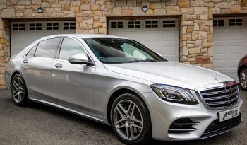 2018 Mercedes-Benz S Class S 350 D AMG LINE EXECUTIVE Diesel Automatic – Morgan Cars 9 Mound Road, Warrenpoint, Newry BT34 3LW, UK
