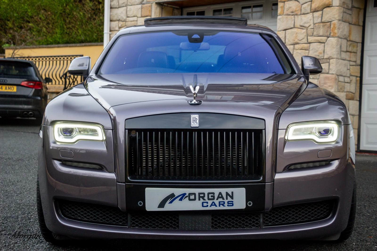 2015 Rolls Royce Ghost 6.6 SERIES 2 Petrol Automatic – Morgan Cars 9 Mound Road, Warrenpoint, Newry BT34 3LW, UK full