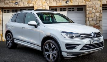 2016 Volkswagen Touareg V6 R-LINE TDI BLUEMOTION TECHNOLOGY Diesel Automatic – Morgan Cars 9 Mound Road, Warrenpoint, Newry BT34 3LW, UK