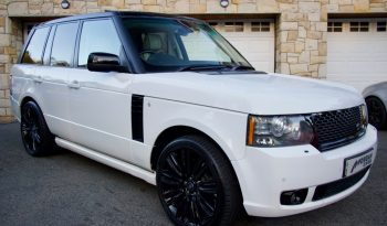 2011 Land Rover Range Rover 4.4 TDV8 VOGUE Diesel Automatic – Morgan Cars 9 Mound Road, Warrenpoint, Newry BT34 3LW, UK