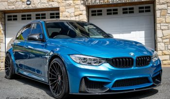 2016 BMW 3 Series M3 COMPETITION PACKAGE Petrol Semi Auto – Morgan Cars 9 Mound Road, Warrenpoint, Newry BT34 3LW, UK