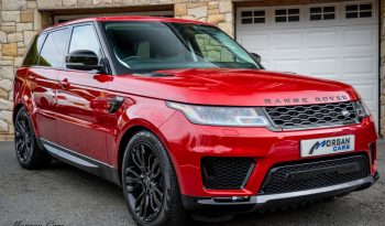 2018 Land Rover Range Rover Sport 3.0 SDV6 HSE Diesel Automatic – Morgan Cars 9 Mound Road, Warrenpoint, Newry BT34 3LW, UK