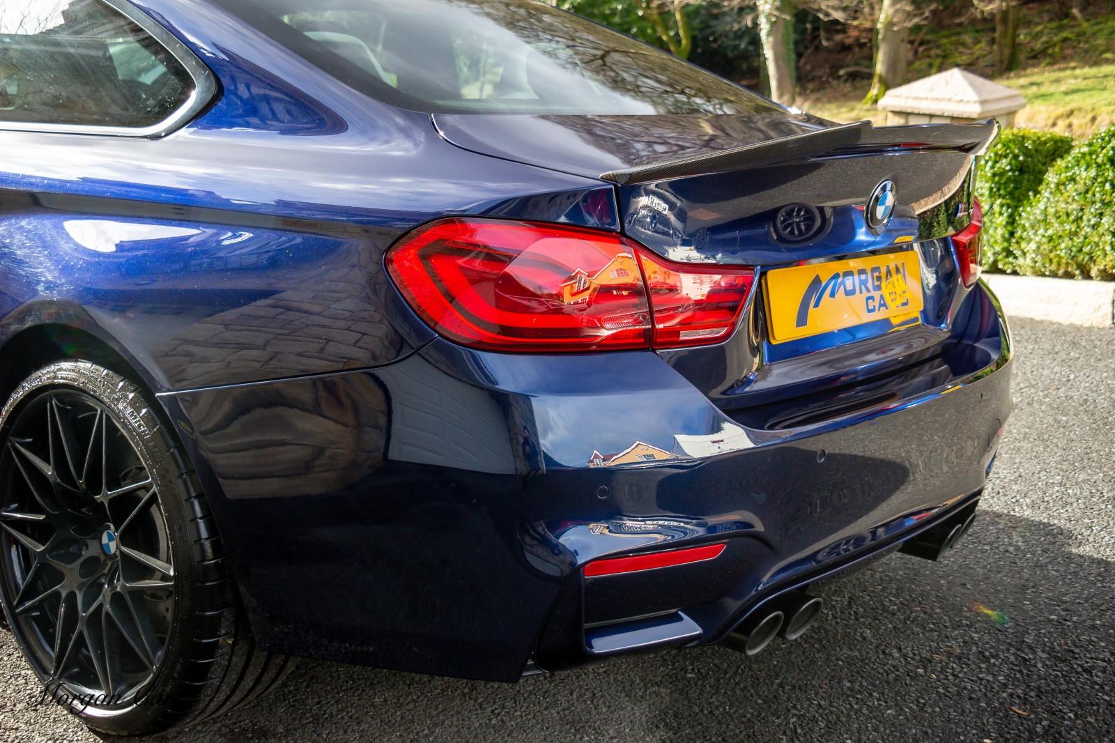 2017 BMW 4 Series M4 COMPETITION Petrol Semi Auto – Morgan Cars 9 Mound Road, Warrenpoint, Newry BT34 3LW, UK full
