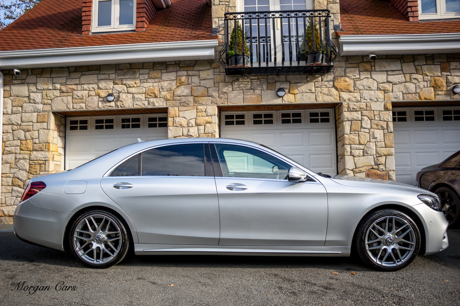 2018 Mercedes-Benz S Class S 350 D L AMG LINE EXECUTIVE Diesel Automatic – Morgan Cars 9 Mound Road, Warrenpoint, Newry BT34 3LW, UK full