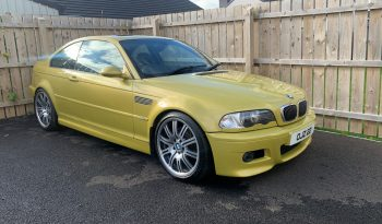 2001 BMW 3 Series M3 Petrol Manual – Reid Autos Ballymoney