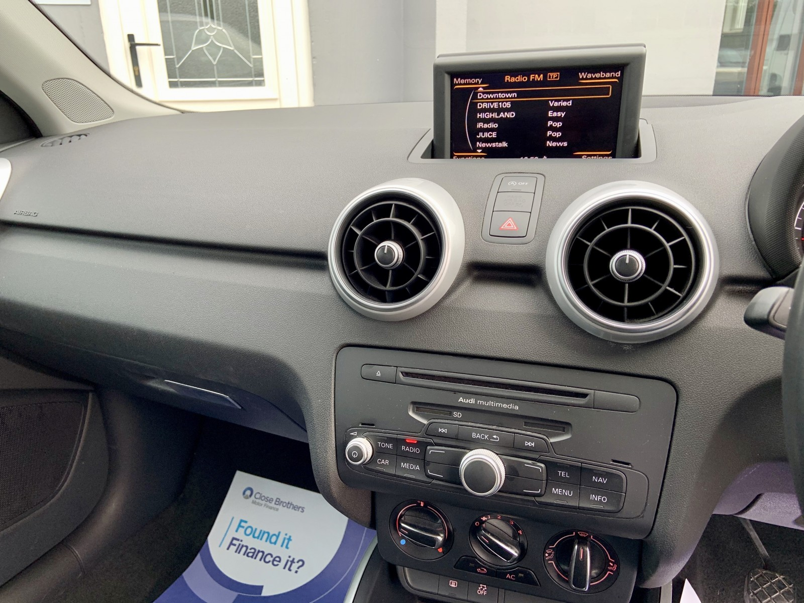 2013 Audi A1 SPORTBACK TDI SPORT Diesel Manual – BC Autosales 17A Airfield Road, Eglinton, Londonderry BT47 3PZ, UK full
