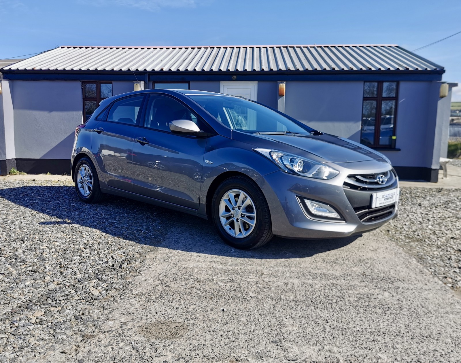 2013 Hyundai i30 CRDI ACTIVE BLUE DRIVE Diesel Manual – BC Autosales 17A Airfield Road, Eglinton, Londonderry BT47 3PZ, UK