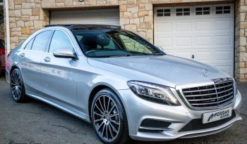 2014 Mercedes-Benz S Class S350 BLUETEC AMG LINE Diesel Automatic – Morgan Cars 9 Mound Road, Warrenpoint, Newry BT34 3LW, UK