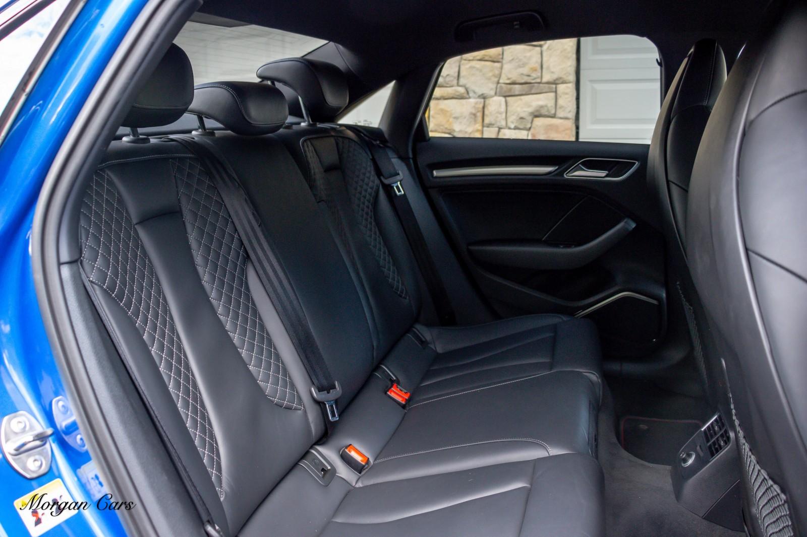 2017 Audi A3 S3 2.0 TFSI QUATTRO BLACK EDITION Petrol Semi Auto – Morgan Cars 9 Mound Road, Warrenpoint, Newry BT34 3LW, UK full
