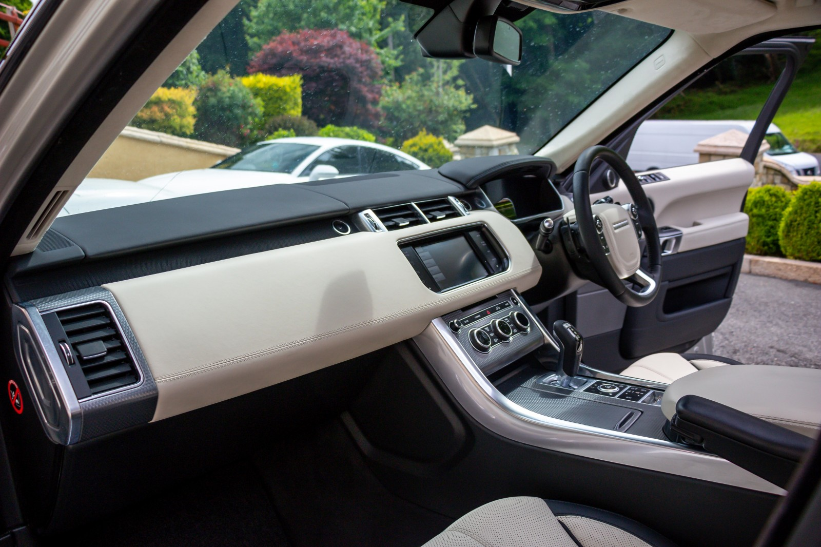 2014 Land Rover Range Rover Sport 5.0 V8 AUTOBIOGRAPHY DYNAMIC Petrol Automatic – Morgan Cars 9 Mound Road, Warrenpoint, Newry BT34 3LW, UK full