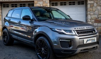 2016 Land Rover Range Rover Evoque TD4 SE TECH Diesel Automatic – Morgan Cars 9 Mound Road, Warrenpoint, Newry BT34 3LW, UK