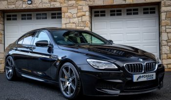 2015 BMW 6 Series Gran Coupe M6 GRAN COUPE DCT Petrol Automatic – Morgan Cars 9 Mound Road, Warrenpoint, Newry BT34 3LW, UK