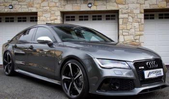 2014 Audi A7 RS7 SPORTBACK TFSI V8 QUATTRO Petrol Automatic – Morgan Cars 9 Mound Road, Warrenpoint, Newry BT34 3LW, UK