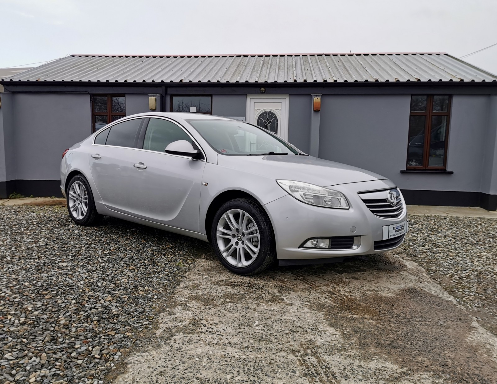 2009 Vauxhall Insignia EXCLUSIV CDTI Diesel Manual – BC Autosales 17A Airfield Road, Eglinton, Londonderry BT47 3PZ, UK