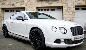2014 Bentley Continental GT SPEED 6.0 W12 Petrol Automatic – Morgan Cars 9 Mound Road, Warrenpoint, Newry BT34 3LW, UK