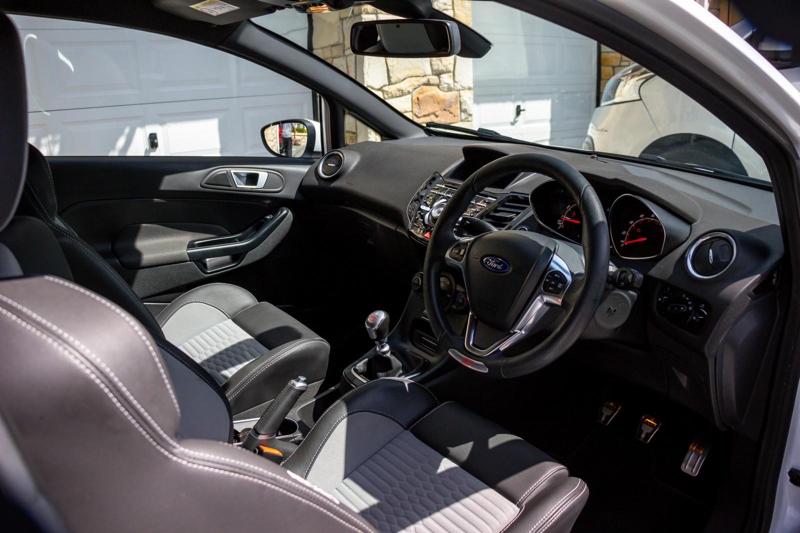 2017 Ford Fiesta ST-3 Petrol Manual – Morgan Cars 9 Mound Road, Warrenpoint, Newry BT34 3LW, UK full