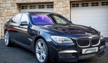 2010 BMW 7 Series 730D M SPORT Diesel Automatic – Morgan Cars 9 Mound Road, Warrenpoint, Newry BT34 3LW, UK