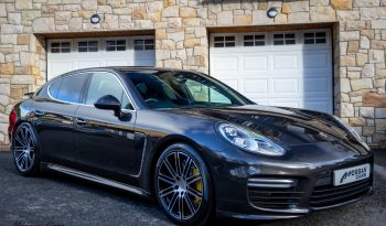 2014 Porsche Panamera V8 TURBO S 4S PDK Petrol Semi Auto – Morgan Cars 9 Mound Road, Warrenpoint, Newry BT34 3LW, UK