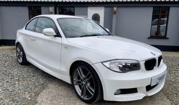 2011 BMW 1 Series 120D M SPORT Diesel Manual – BC Autosales 17A Airfield Road, Eglinton, Londonderry BT47 3PZ, UK