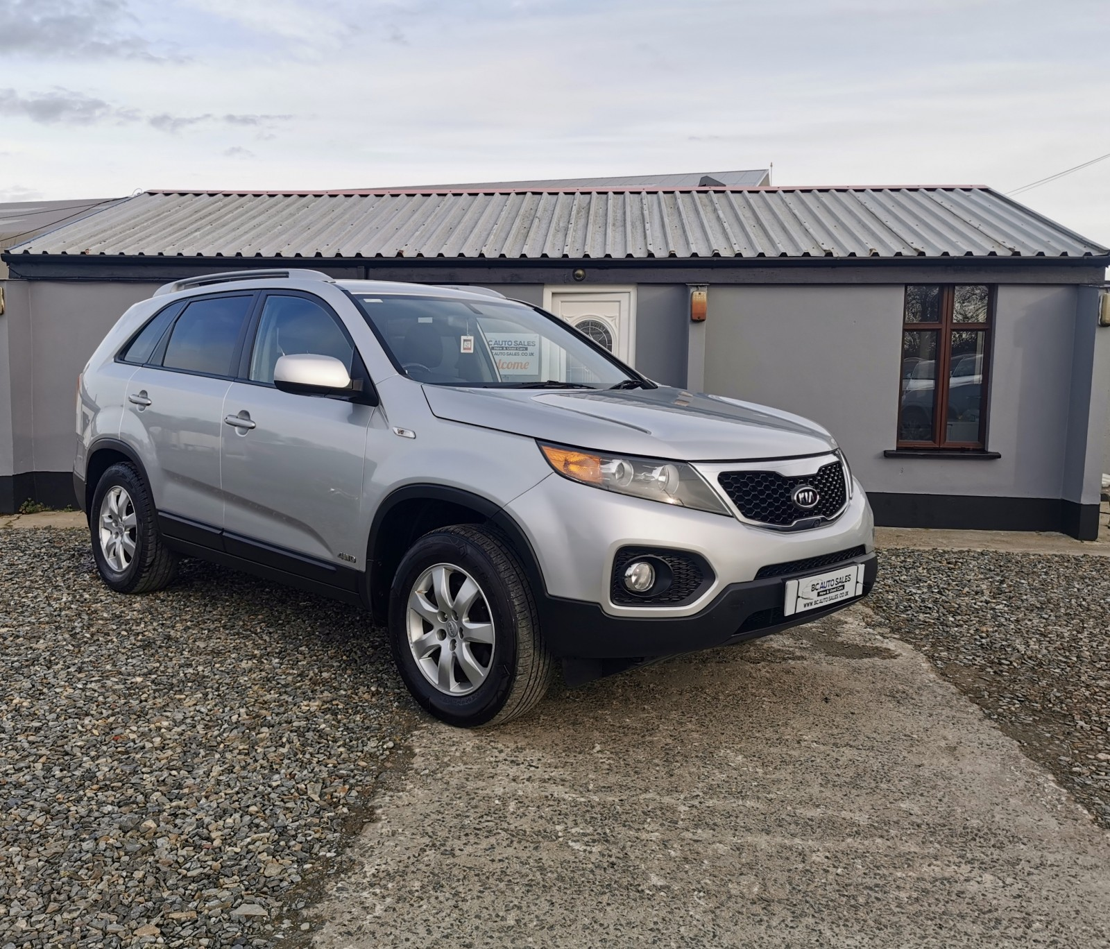 2010 Kia Sorento CRDI KX-1 Diesel Manual – BC Autosales 17A Airfield Road, Eglinton, Londonderry BT47 3PZ, UK