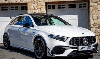 2020 Mercedes-Benz A Class AMG A 45 S 4MATICPLUS PLUS Petrol Automatic – Morgan Cars 9 Mound Road, Warrenpoint, Newry BT34 3LW, UK